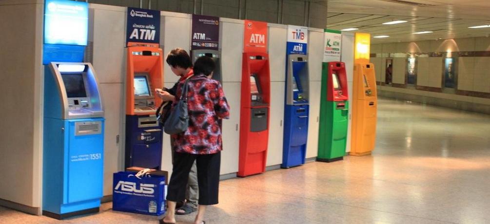 Bangkok-ATMs